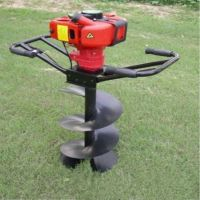 志农牌ZN-72型小型挖坑机价格 植树挖坑机厂家 手提式汽油挖树坑机