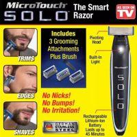 TV新款爆款男士充电剃须刀三款刀头多功能剃刀微触刮胡刀