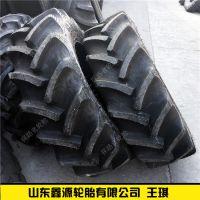 前进钢丝农用子午线轮胎拖拉机轮胎340/85r24 13.6R24 R-1W