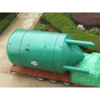 非标定制 ZJ/DH-II型高效(旋流)污水净化器 泽钜