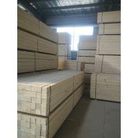 LVL免熏蒸木方拖盘专用木方LVL层积材