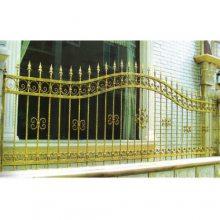 铁艺护栏 铁艺护栏生产厂 巨煜金属 供应铁艺护栏厂家