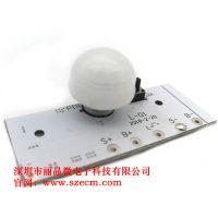 供应太阳能人体感应线路板,太阳能感应灯线路板-深圳市丽晶微电子