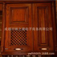 厂家批发整体橱柜厨房 直销纯实木橱柜 定制橱柜门吊柜地柜