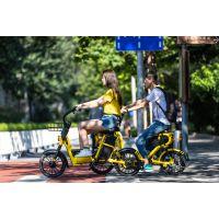 在那儿共享电单车方案商:共享电动车乱停乱放怎么办?