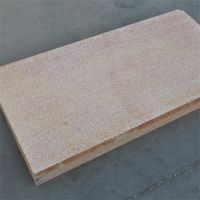 厂家直销真金板 EPS改性热固性聚苯板 高强度保温板