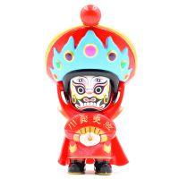变脸娃娃 变脸公仔娃娃四川川剧变脸玩偶创意玩具民间工艺礼品