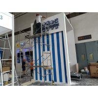 南宁专业搭建54平方米展位