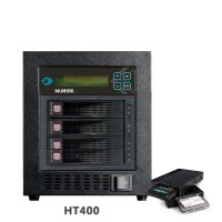MU台湾原厂原装HT400塔式可串接硬盘拷贝机支持SATA与SSD固态硬盘互拷脱机对拷现货包邮