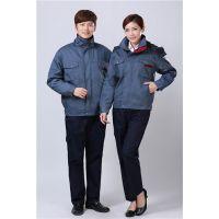 供应苏州冬季棉衣劳保服订制排名尚美供