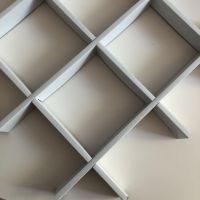 格栅吊顶材料铁格栅 铝格栅塑料葡萄架吊顶 欢迎装修公司厂家批发