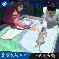 佳玛儿童乐园AR互动沙池3D投影沙桌淘气堡亲子互动游乐设备厂家