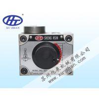 苏州旭展大量供应台湾HT电磁流量控制阀FSC FS FKC FNC铸钢快装流量阀