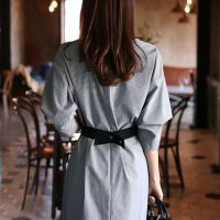 卡拉贝斯工厂尾货羽绒服 芮丽女装折扣批发尾货深蓝色卫衣绒衫