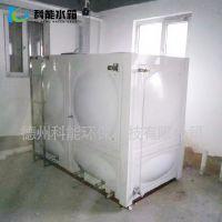 科能生产304不锈钢水箱 组合式不锈钢保温水箱 方形消防高位水箱