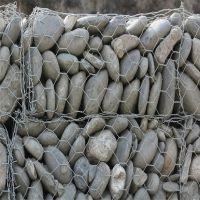 西安包塑石笼网 水利定额有铅丝笼 5%锌合金铅丝笼厂