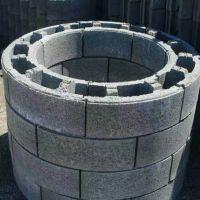 批发唐山市政检查井混凝土40模块。天津市政检查井1030砌块
