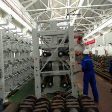 湖北放钢管的货架 专业设计厂家 伸缩悬臂式货架 棒料存放方法