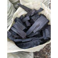 江苏 天然无烟烧烤炭原木烧烤碳 高温耐烧果木炭