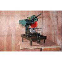 罗定HQ-150A混凝土芯样切割机 切片机 砼芯样切割片机 轨道式混凝土芯样切片机 试件切片机安全可