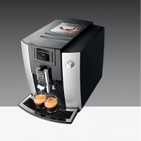 JURA/优瑞 E6 进口全自动咖啡机家用 现磨 新品 全中文显示