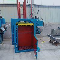 铝合金打包机用多少吨位的机器 多功能立式液压打包机