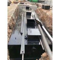 畜牧养殖场地埋式污水处理设备安装技术