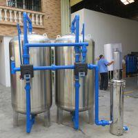 畅销 湖北污水石英砂澄清水质机械加压过滤器 304不锈钢材质 脉徳净
