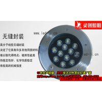 江西南昌灵创照明科技创导LED地埋灯优质铝材钢化玻璃亮化工程必备灯具