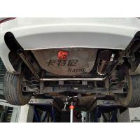 成都长安逸动排气改装双边单出 订制尾段阀门排气