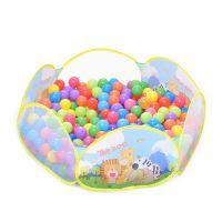 跨境专供澳乐海洋球池动物天地球池可折叠游戏球池室内游乐场