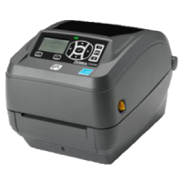 斑马Zebra ZD500小型一级桌面条码打印机 多功能耐用持久型打印机
