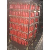 不锈钢全自动蓝山豆干烟熏箱 鼎鸿供应