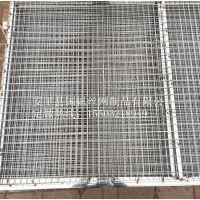 不锈钢围网 耐腐蚀护栏网 电厂不锈钢隔离网