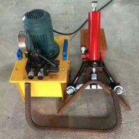 手持式钢筋弯曲机便携手提式液压钢筋弯曲调直机