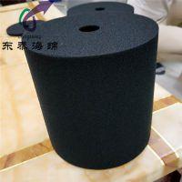 供应贴标机海绵轮 高密度压标海绵轮 幅标海绵轮 厂家