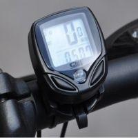 顺东SD-548C无线防水码表 自行车码表 旅行里程表/骑行速度表83g