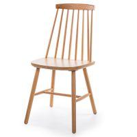 高靠背实木躺椅餐厅露天餐厅椅