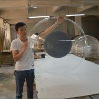 深圳厂家定制各种尺寸安全凸面镜 亚克力道路凸面镜 小型后视镜