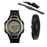 厂家定制批发SPIKE新品无线蓝牙传输测心率运动电子手表