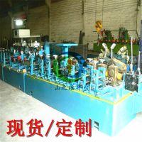 供应圆管变方管制管机 不锈钢方管制管机生产线 方管加工成型设备