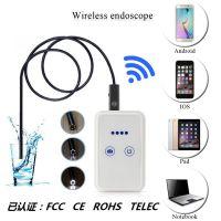 WIFI无线APP 便携式USB检测摄像录像头 多功能内窥镜