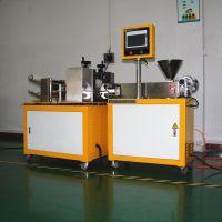 东莞锡华 橡胶片材挤出机 流延薄膜试验机 PE片材流延设备