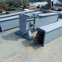 不锈钢刮板输送机公司重型 自清式刮板输送机