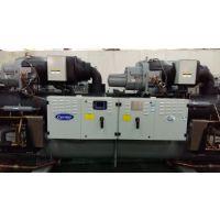 转让二手中央空调商用冰水主机开利冷水机组30hxc250