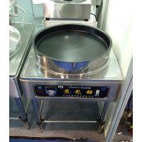 京明华电饼铛YCD30D-K 单温单控自动恒温煎饼铛 220V