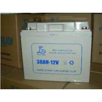 雄狮蓄电池120AH-12V UPS不间断电源系统专用蓄电池