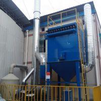 镇江脉冲式除尘设备的工作原理 吉光环保