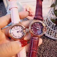 童盛品牌女款手表韩版潮流时尚女表真皮皮带女士手表批发厂家直销