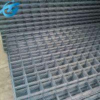 钢筋碰焊铁丝网片 钢丝防护地暖网片